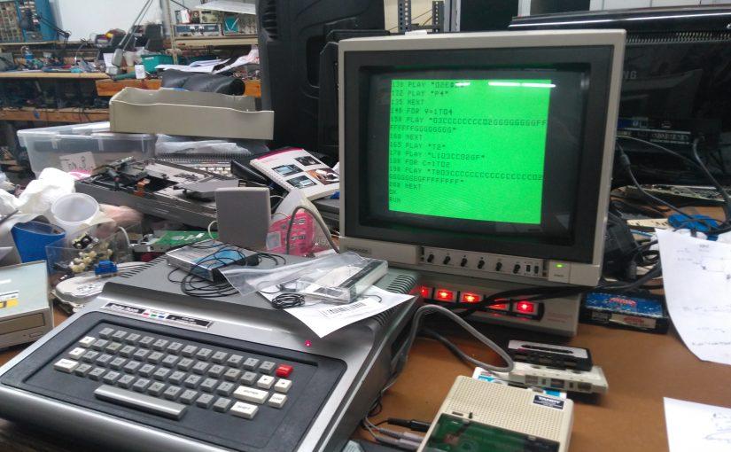 Classic Computing at NESIT Makerspace