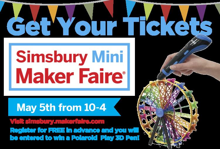 Simsbury Mini Maker Faire