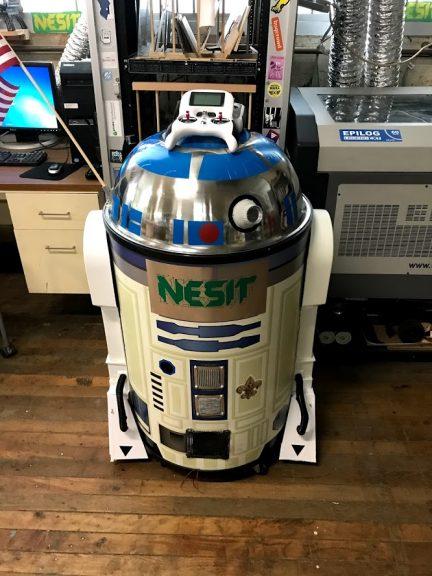 3D Printing (Plastic) – NESIT